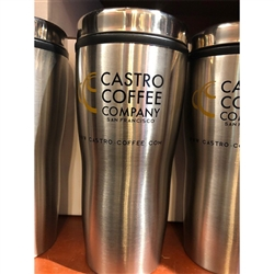 Castro Coffee Travel Mug
